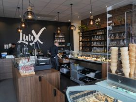 Luux is zeven dagen per week open